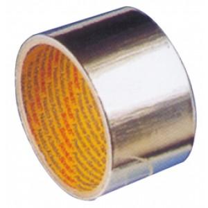 Importancia de la cinta plateada para aislamientos a bordo